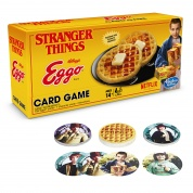 Stranger Things Eggo Card game - EN