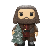 "Funko POP! POP HP: Holiday- 6"" Hagrid Vinyl Figure"