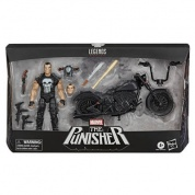 Hasbro Marvel Legends Series The Punisher Rider Actionfigure 15cm