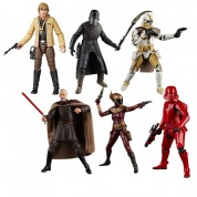 Star Wars The Black Series Action Figures Wave 3 Assortment (8) 15cm