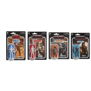 Star Wars E9 Vintage Actionfigures Assortment (8) 10cm