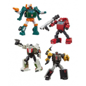 Transformers Generations War for Cybertron Deluxe Assortment (8) 15cm
