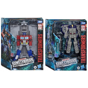 Transformers Generations War for Cybertron Earthrise Leader Assortment (2) 21cm