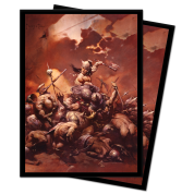 UP - Standard Sleeves - Frank Frazetta Art sleeves - The Destroyer (100 Sleeves)