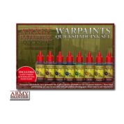 The Army Painter - Warpaints Washes Paint Set