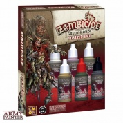The Army Painter - Zombicide: Green Horde paint set
