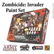 The Army Painter - Zombicide: Invader Paint Set
