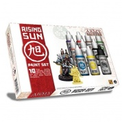 The Army Painter - The Rising Sun paint set
