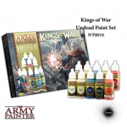 The Army Painter - Warpaints Kings of War Undead paint set
