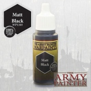 The Army Painter - Warpaints: Matt Black