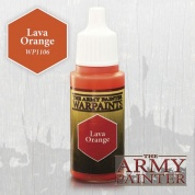 The Army Painter - Warpaints: Lava Orange