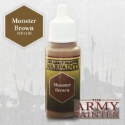 The Army Painter - Warpaints: Monster Brown