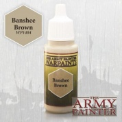 The Army Painter - Warpaints: Banshee Brown