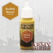 The Army Painter - Warpaints: Basilisk Brown