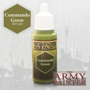 The Army Painter - Warpaints: Commando Green