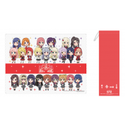 Bushiroad Rubber Mat Set with mat cloth bag(Special version of ReBirth for you)
