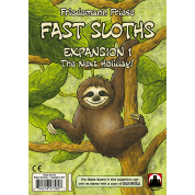 Fast Sloths The Next Holiday - EN