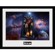 GBeye Collector Print - Doctor Who Season 10 Ep 1 Iconic 30x40cm