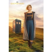 GBeye Maxi Poster - Doctor Who 13th Doctor