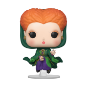 Funko POP! POP Disney: Hocus Pocus- Winifred Flying Vinyl Figure 10cm