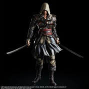 Assasin's Creed IV EDWARD KENWAY Play Arts Kai 11-inch poseable Actionfigur