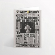 Harry Potter - Dumbledore: Daft or Dangerous Lenticular greetings card
