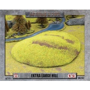 Battlefield In A Box - Extra Large Hill (x1) - 15mm/30mm
