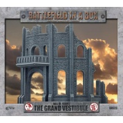 Battlefield In A Box - Gothic Battlefields - The Grand Vestibule (x1) 30mm