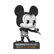 Funko POP! Disney Archives - Plane Crazy Mickey Vinyl Figure 10cm