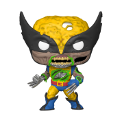 Funko POP! Marvel Zombies - Wolverine Vinyl Figure 10cm