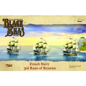 Black Seas: French Navy 3rd Rates of Renown - EN