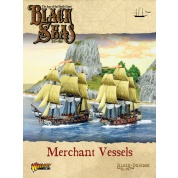 Black Seas: Merchant Vessels - EN