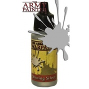 The Army Painter - Warpaints: Shining Silver