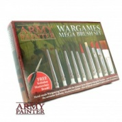 The Army Painter - Mega Brush Set (box)