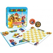 Super Mario Checkers and Tic-Tac-Toe - EN