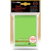 UP - Standard Sleeves - Lime Green (50 Sleeves)