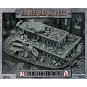 Battlefield In A Box - Gothic: Blasted Terrace