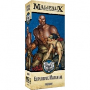 Malifaux 3rd Edition - Explosive Material - EN