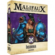 Malifaux 3rd Edition - Creeping Madness Insomnia - EN