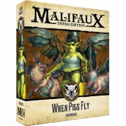 Malifaux 3rd Edition - When Pigs Fly - EN