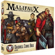 Malifaux 3rd Edition - Dashel Core Box - EN