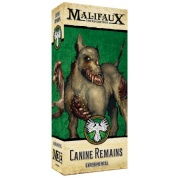 Malifaux 3rd Edition - Canine Remains - EN