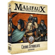 Malifaux 3rd Edition - Crime Syndicate - EN
