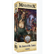 Malifaux 3rd Edition - Alt Graves and Tannen - EN