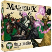 Malifaux 3rd Edition - Molly Core Box - EN