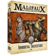 Malifaux 3rd Edition - Immortal Tricksters - EN