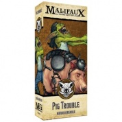Malifaux 3rd Edition - Pig Trouble - EN