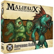 Malifaux 3rd Edition - Amphibious Assault - EN