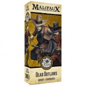Malifaux 3rd Edition - Dead Outlaws - EN