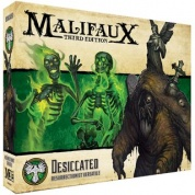Malifaux 3rd Edition - Desiccated - EN